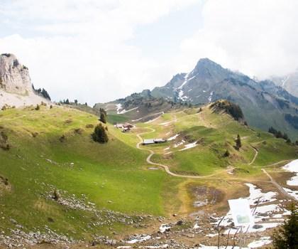 zondagsrust in Zwitserland