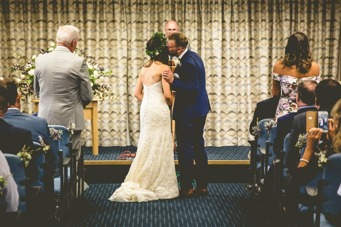 Rustic Barn Wedding of Aimee & Jude in Great Dunmow