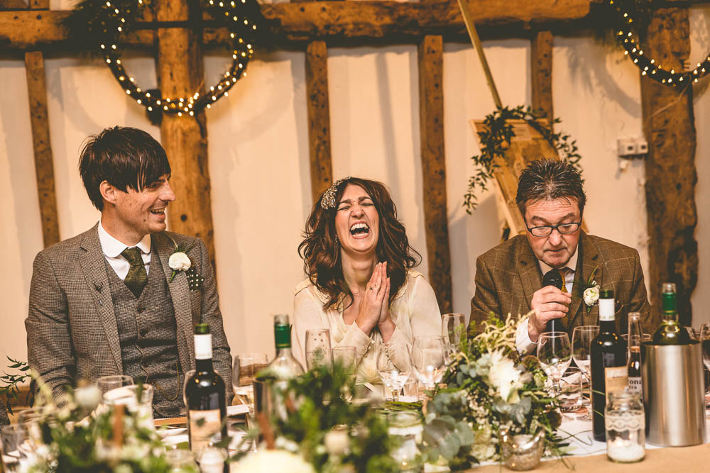 Vintage DIY Wedding at South Farm in Cambridgeshire