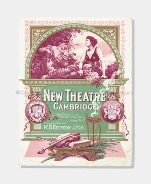1904 - New Theatre, Cambridge - Belle of New York