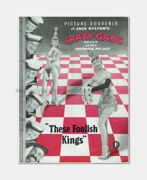 1956 - Victoria Palace - These Foolish Kings