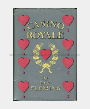 CASINO ROYALE Ian Fleming First Edition