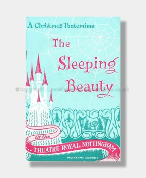 1959 THE SLEEPING BEAUTY Theatre Royal Nottingham Jimmy Jewell