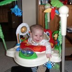 Fisher-Price Rainforest Jumperoo: Toy Review Tuesday