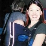 Stephanie from Adventures in Babywearing – Babywearing Sling Fling Week!
