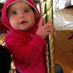 First Carousel Ride – Thousand Word Thursday