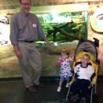 Pet a Shark and Feed a Lorikeet at the Norwalk Aquarium