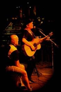 Shirley Lynn performs at Mondos