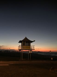 last light in australia