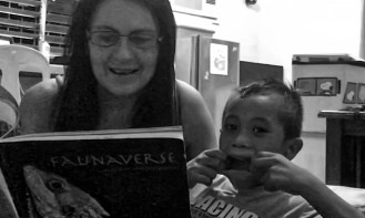 reading faunaverse to jerry
