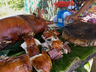 roasted pork in the Philippines