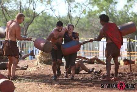 Learn how to make a spear (javelin) in just 10 minutes and under $10 dollars so you can start practicing for your next Spartan or obstacle course race.
