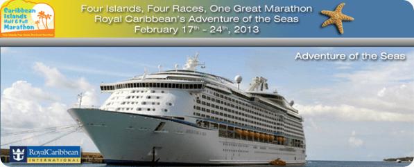 Royal Caribbean Running Cruise