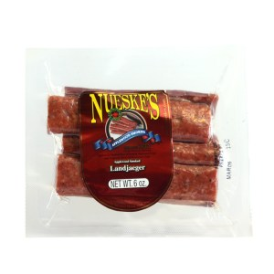 Nueske's Applewood smoked sausages