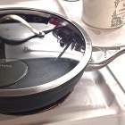 Calphalon non stick dishwasher safe skillet.
