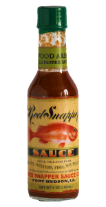 Red Snapper Wildwood Arbol Sauce.