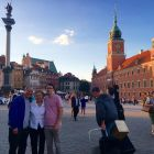 Castle Square in Warsaw.