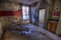 Creepy Abandoned Haunted Hospital: Soon to House Senior ...