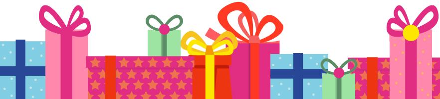 Cadeaus en Verlanglijstje