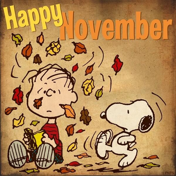 November Snoopy Pictures, Photos, And Images For Facebook