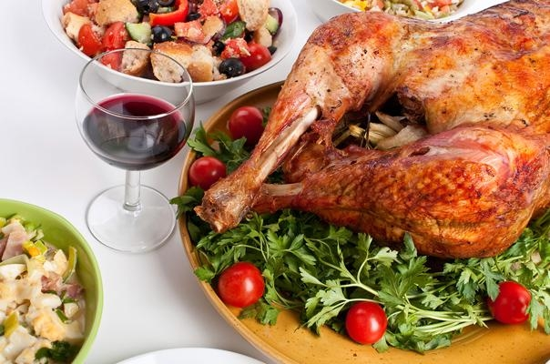 The Perfect Thanksgiving Dinner Recipe Pictures, Photos