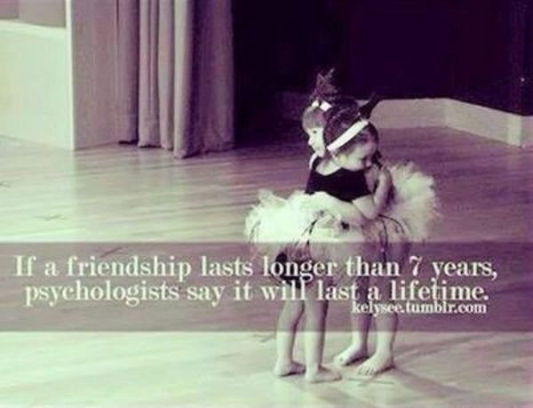 If A Friendship Lasts More Than 7 Years Pictures, Photos, And Images For Facebook, Tumblr