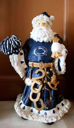 Penn State Santa
