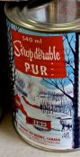 Maple syrup, of course!