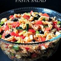 Supreme Pasta Salad