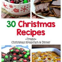 Christmas Recipes +$75 Amazon Gift Card Giveaway!