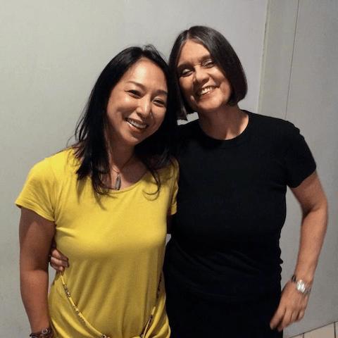 Yuka Kido & Joyce