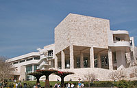 Los Angeles - Getty Museum