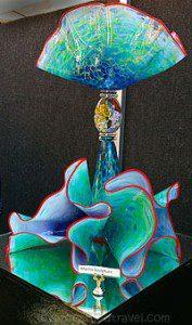 Palo Alto - Glass Art at Palo Alto Arts Festival, SF Bay Area