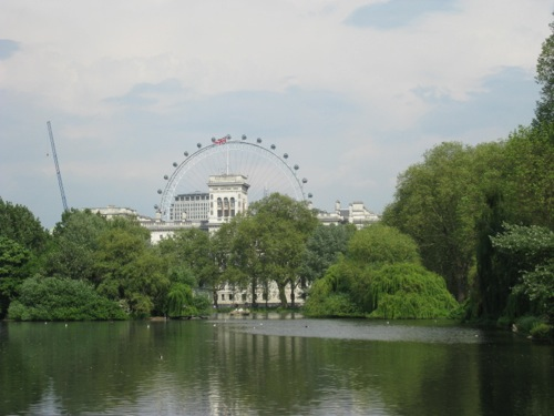 London Eye, London, England - © LoveToEatAndTravel.com