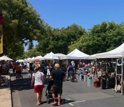 Fun Street Fairs and Art & Wine Festivals - © LoveToEatAndTravel.com