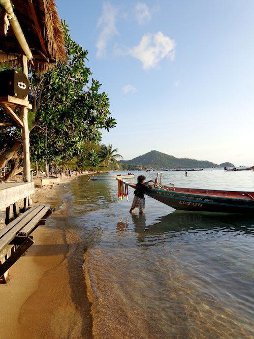 Koh Tao, Thailand – © Michelle Vogel