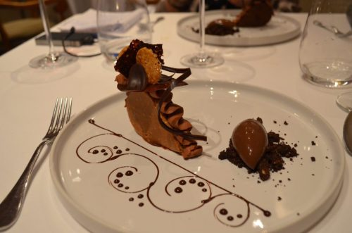 EdEm chocolate dessert - Photo Credit: Francoise Brooks