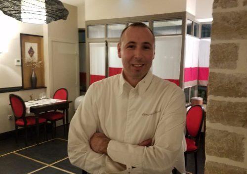 Le Carmin Chef-owner Christophe Queant - Photo Credit: Deborah Grossman