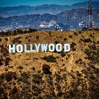 Hollywood Sign, Hollywood, LA, CA