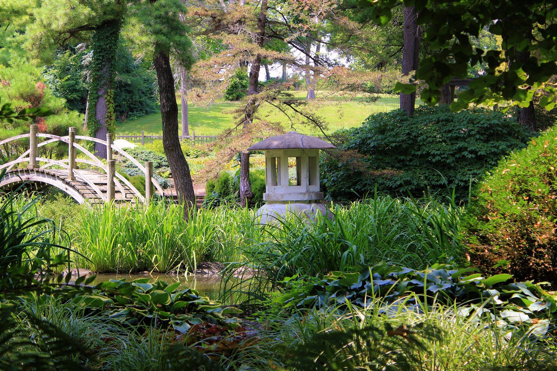 Japanese Tea Garden, Golden Gate Park, SF