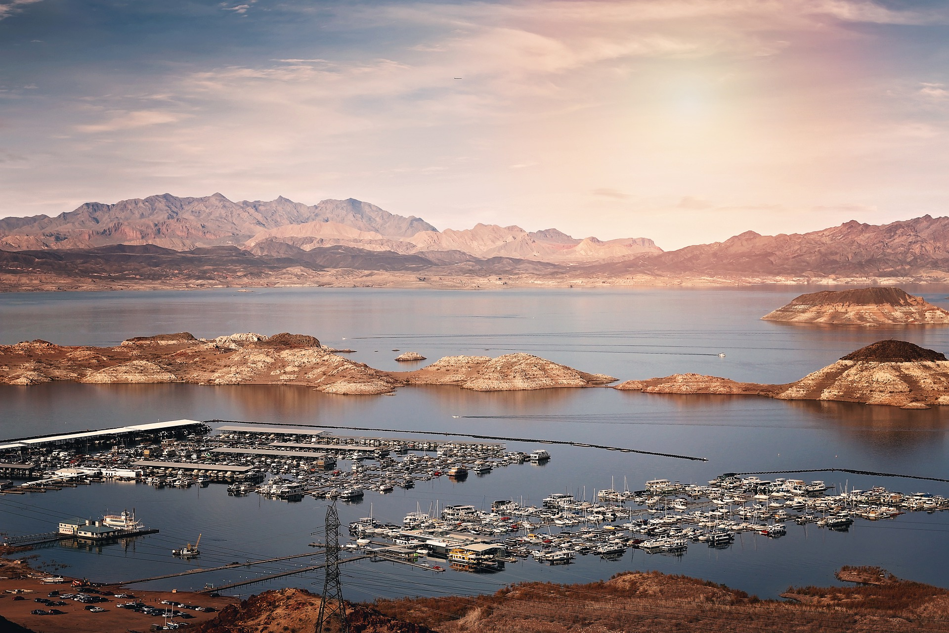 Lake Mead, Southern Nevada