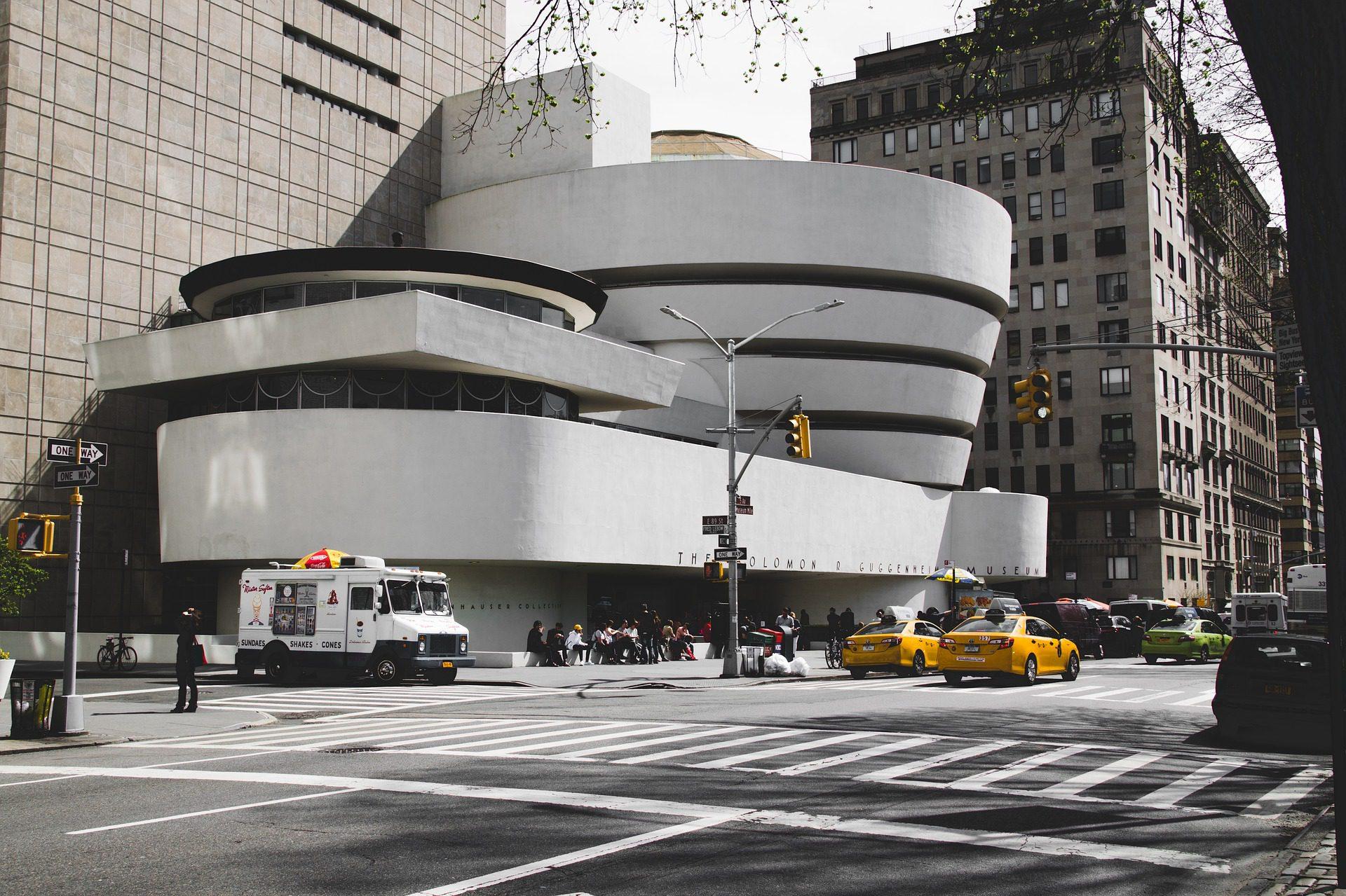 The Guggenheim Museum, NY