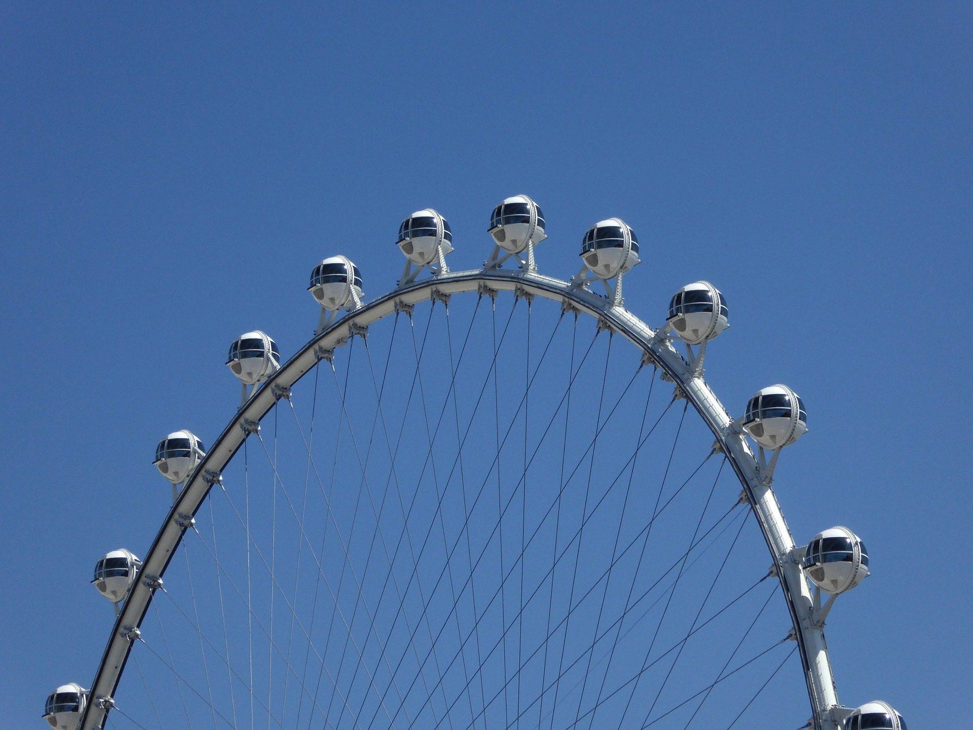 High Roller Observation Wheel, Las Vegas