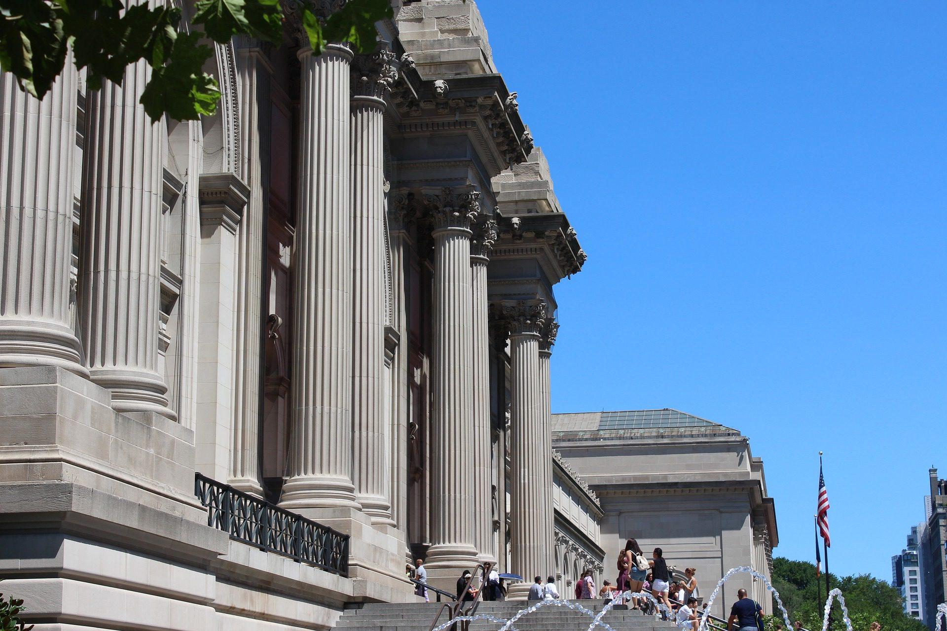 The Metropolitan Museum of Modern Art (The Met), NY