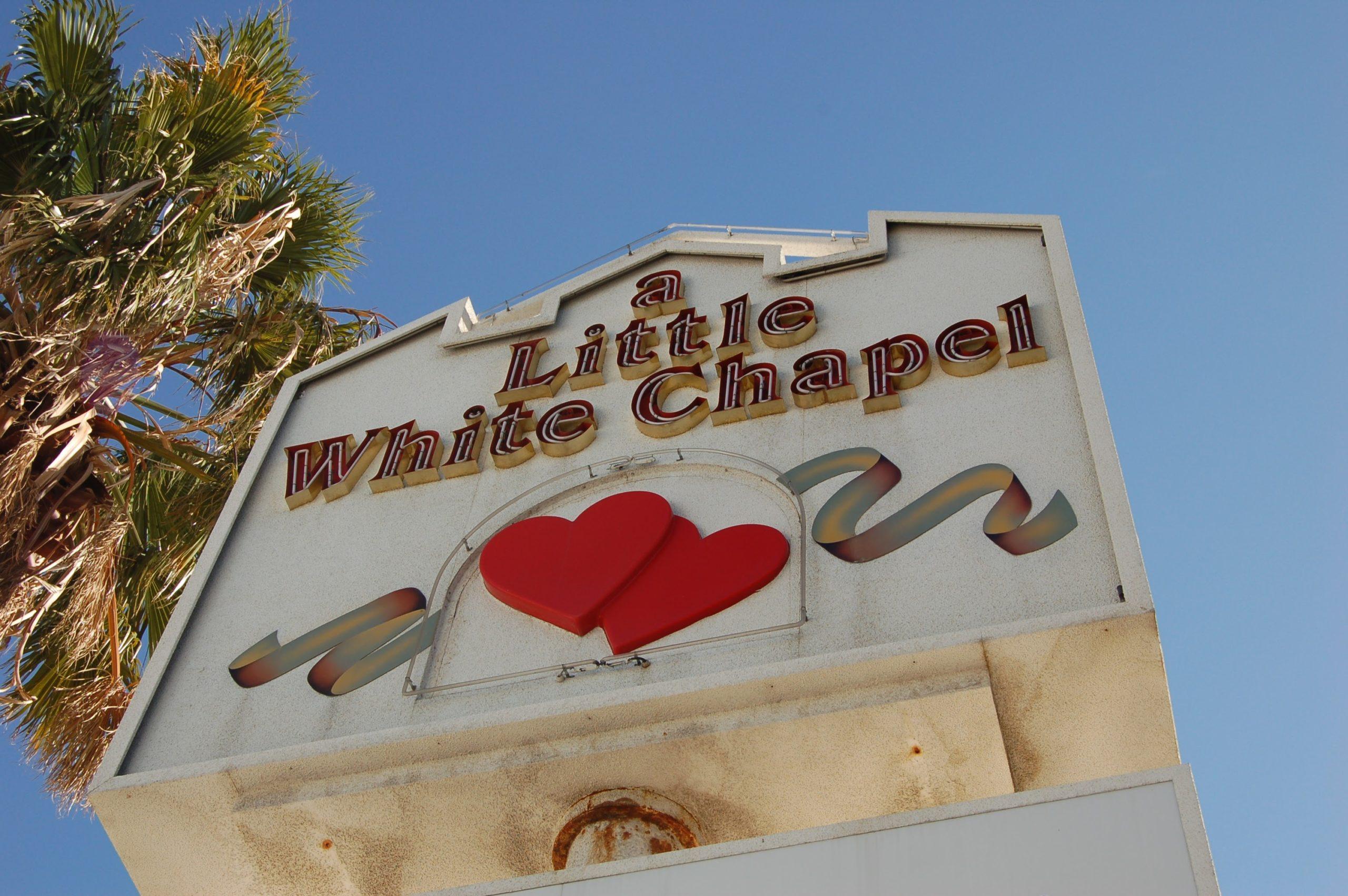 A Little White Chapel, Las Vegas