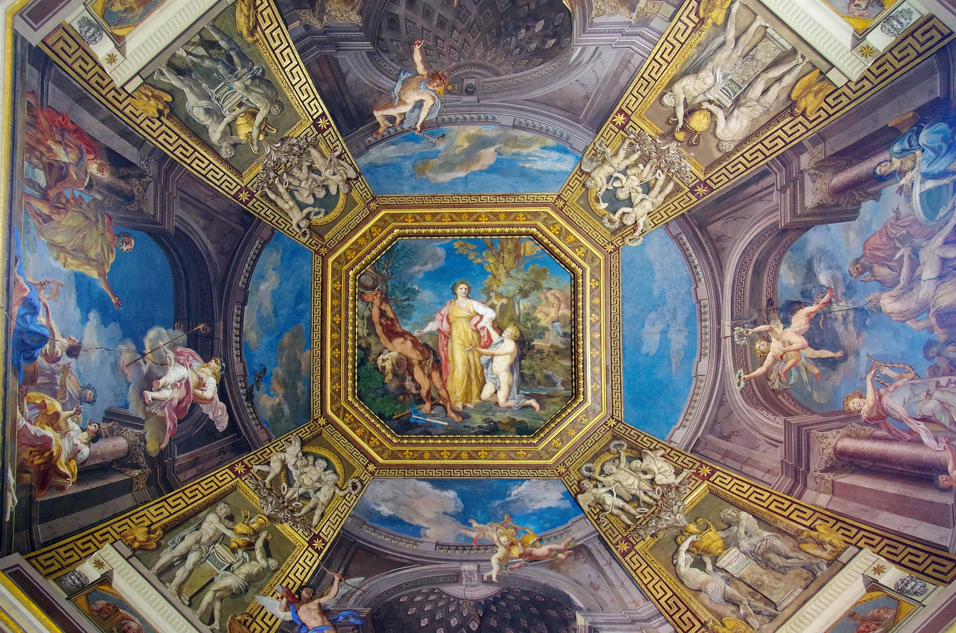 Vatican City and Vatican Museums, Rome