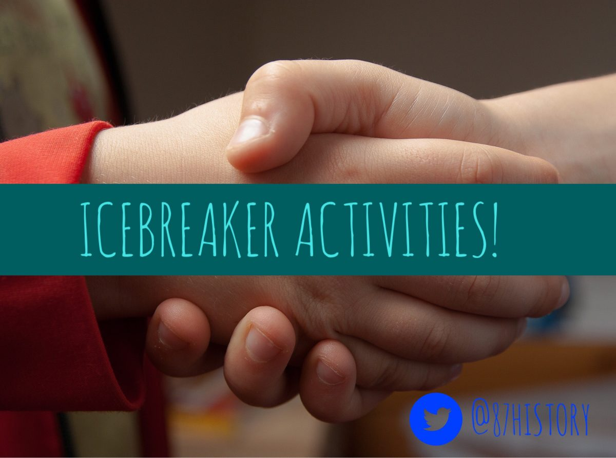 Back To School Ice Breaker Activities Love To Teach