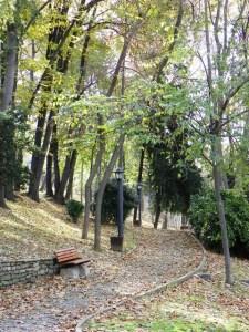 Парк в Стамбуле