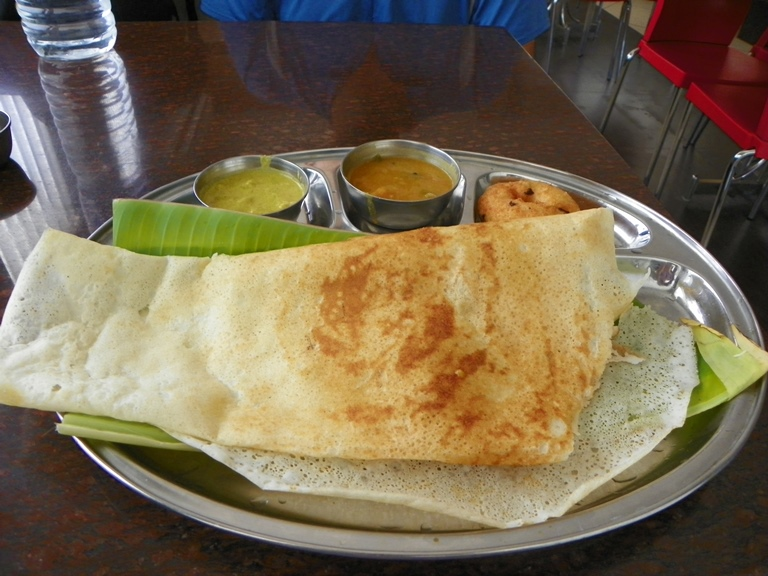 Lunch at Nagercoil