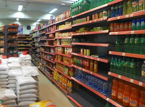 Супермаркет в Алеппи